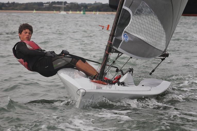 D-Zero sailing at GJW Direct SailFest - photo © SailRacer
