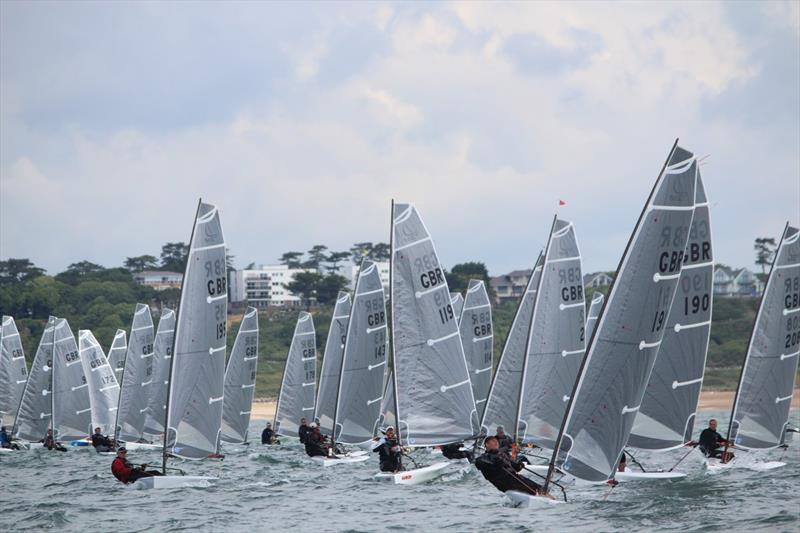 Suntouched D-Zero Nationals at Highcliffe - photo © Sarah Desjonqueres