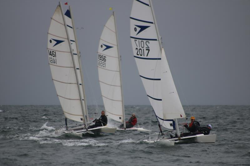 Sprint 15 Nationals at Pwllheli - photo © Pauline Love & Holly Farthing
