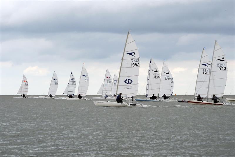 Sprint 15 Southern Championship at Seasalter - photo © David Cramphorn