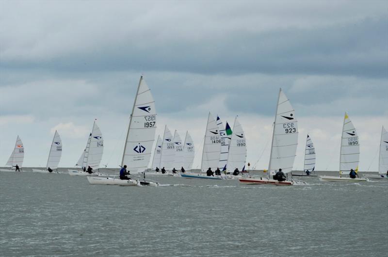 Sprint 15s at Seasalter - photo © David Cramphorn