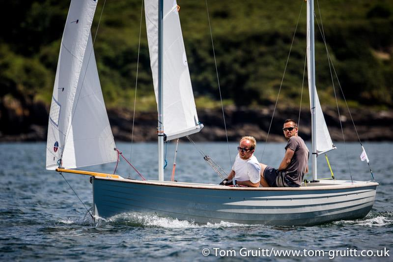 Devon Yawl Nationals during the Plymouth Regatta 2016 - photo © Tom Gruitt / www.tom-gruitt.co.uk