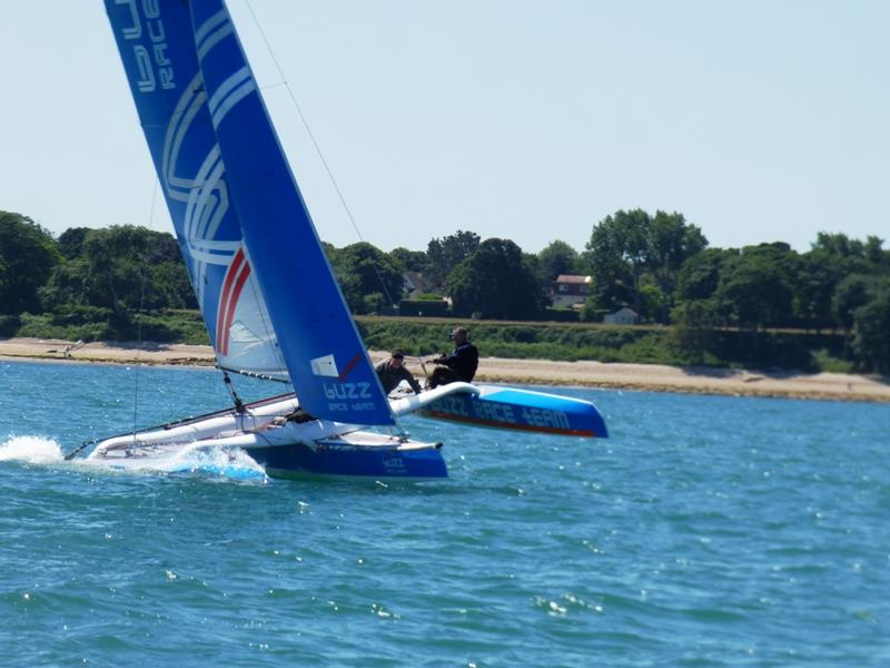 MOCRA Nationals and Diam 24 racing at Bembridge - photo © Mike Samuelson