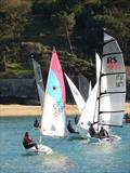 Salcombe Yacht Club Winter Series Race 2 © Margaret Mackley