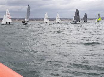 Easter Cup at Shoreham Sailing Club