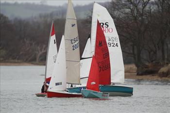 Chichester Snowflake Series Race 1