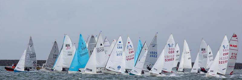 Grafham Grand Prix - photo © Tim Olin