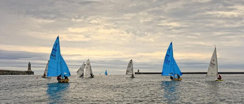 Tynemouth Sailing Club Regatta and Solution Nationals 2014 - photo © Tynemouth Sailing Club