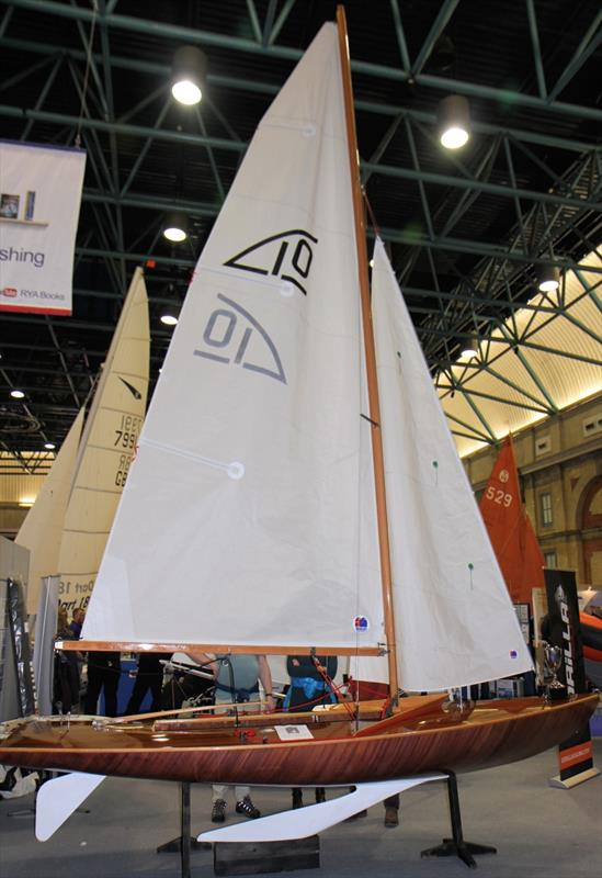 Concours D Elegance At The Rya Suzuki Dinghy Show