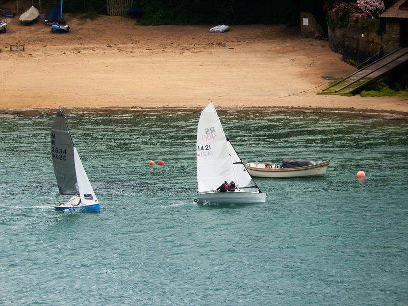 Salcombe YC Summer Series Race 7 - photo © Margaret Mackley