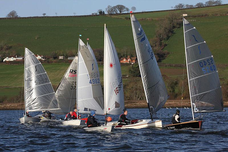 'Christmas' Regatta at Teign Corinthian Yacht Club