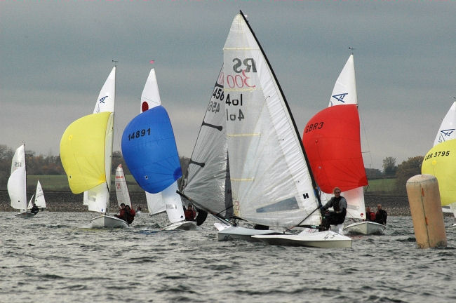 Action from the 2011 Draycote Dash