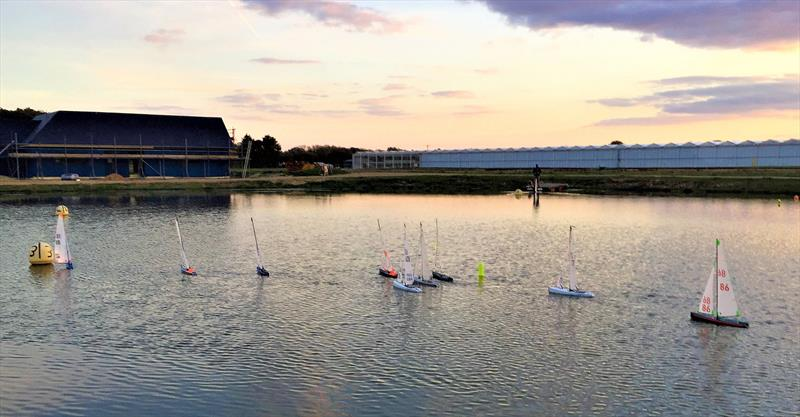 LTSC RC Yachting April Championship at Pinetops - photo © LW Media