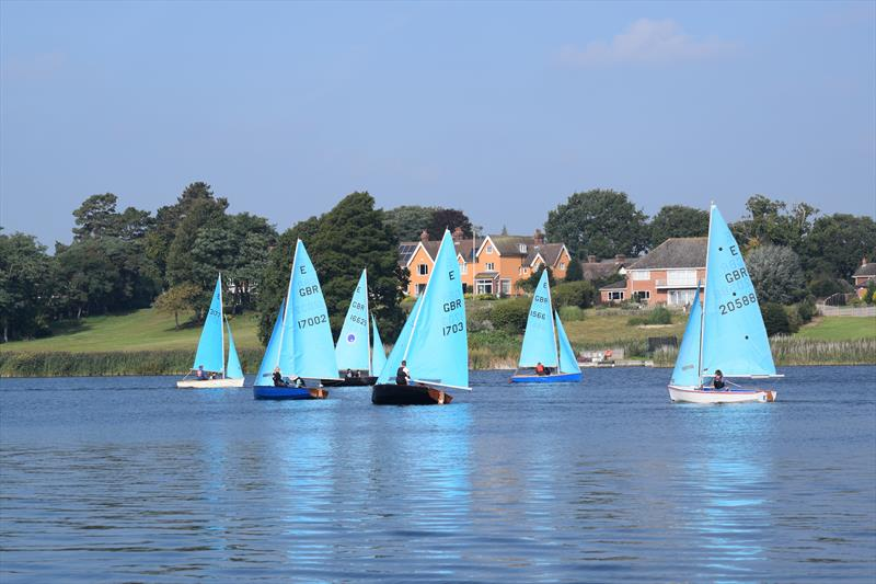 Horning Sailing Club Open Dinghy Weekend 2017 - photo © Holly Hancock