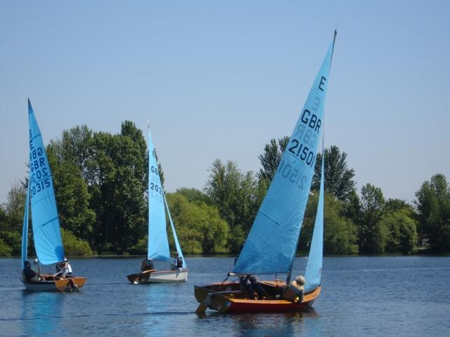 Enterprises at Wraysbury Lake