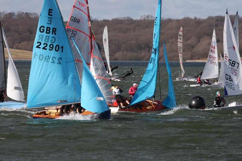 Tiger Trophy at Rutland Water day 2