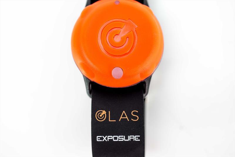 OLAS tag - photo © Exposure Marine