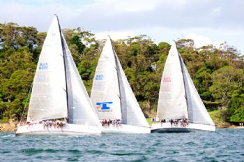 Forty Enigma & Sputnik on day one of the Aberdeen Asset Management NSW State Title
