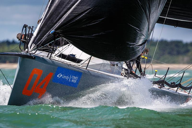 Fast 40 'Jubilee' on day 2 of Lendy Cowes Week 2017 photo copyright Paul Wyeth / Lendy Cowes Week taken at Cowes Combined Clubs and featuring the Fast 40 class