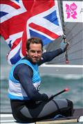 Ben Ainslie wins a historic fourth gold medal at the London 2012 Olympic Sailing Competition