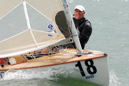 Finn Open at Thorpe Bay Yacht Club. By John Heyes on 1 Aug 200728-29 July ...