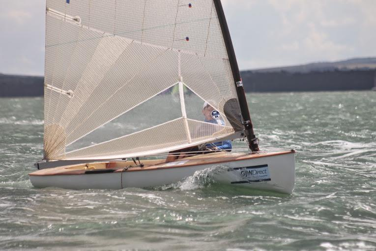 Cameron Tweedle at GJW Direct SailFest - photo © SailRacer
