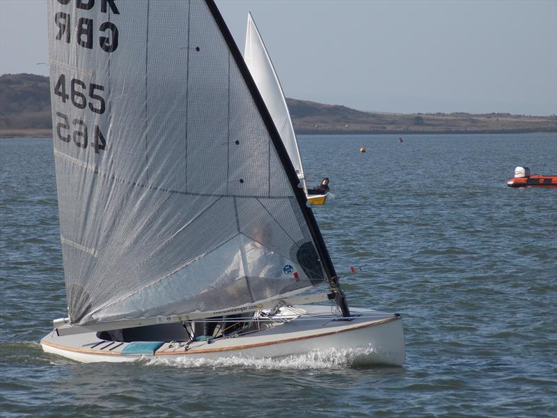 Icicle Series At Highcliffe Sailing Club Day 3 Yachts
