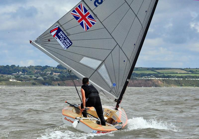 Suntouched Sailboats Finn UK Masters and Northern Championship at West Kirby - photo © Gill Potter