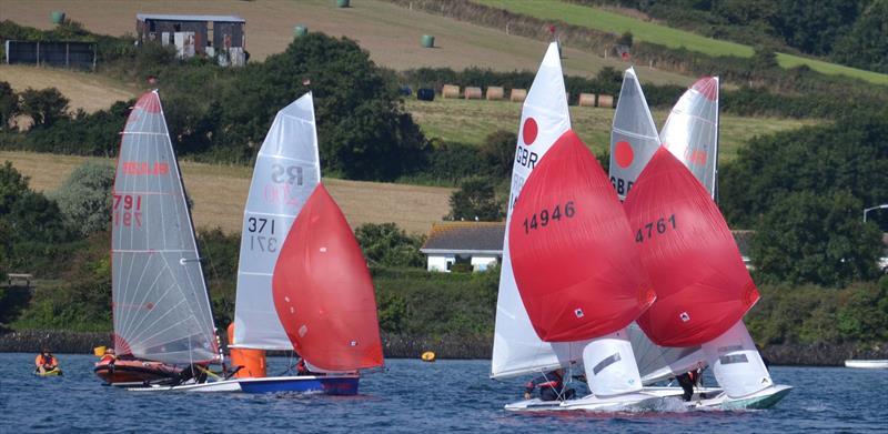 Racing at Rock Sailing & Water Ski Club's Camel Week