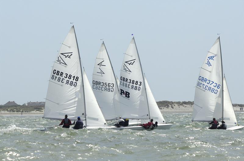 Flying Fifteens racing - photo © Steve Arkley / www.sailshots.co.uk
