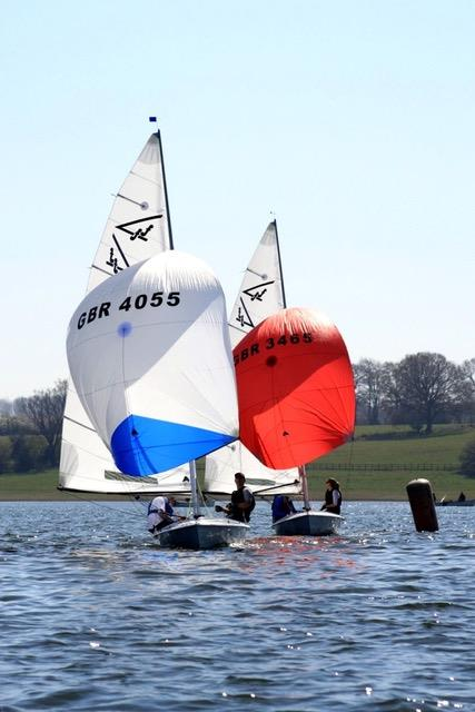 Flying Fifteens at Bewl photo copyright Martin Dennant, Carolyn Howden & Claudette Povey taken at Bewl Sailing Association and featuring the Flying Fifteen class