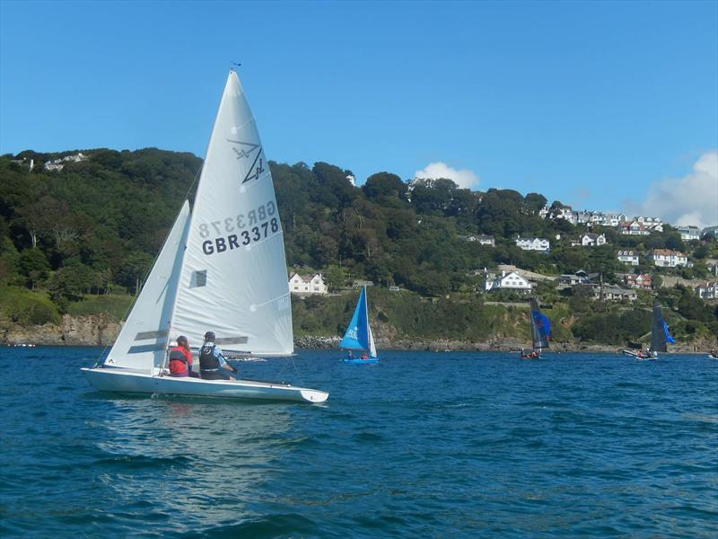 Salcombe Gin Salcombe Yacht Club Regatta 2017 - photo © Malcom Mackley
