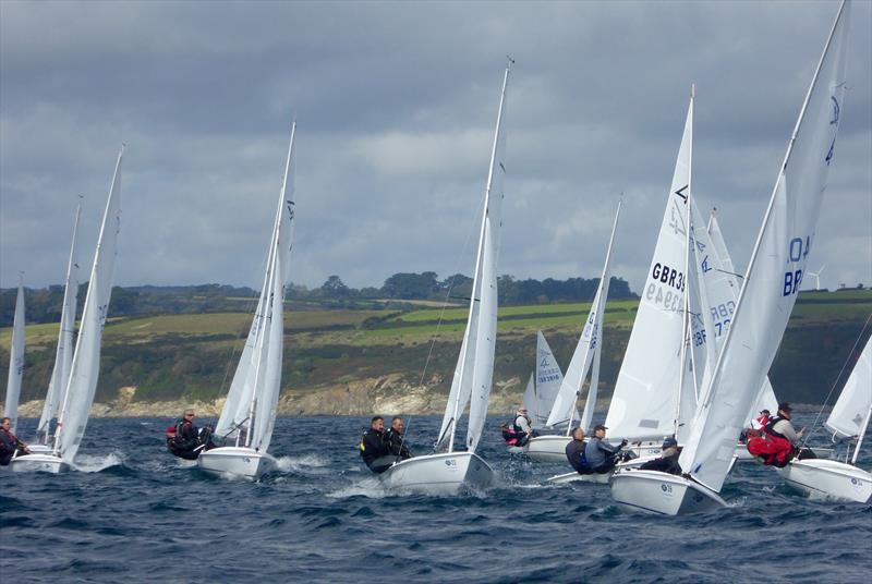 CARRS Land Rover Flying Fifteen UK Nationals at Falmouth day 2 - photo © Jonny Fullerton / FFI