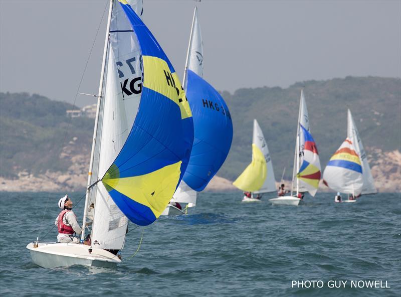 Hong Kong Flying Fifteen Championship - photo © Guy Nowell