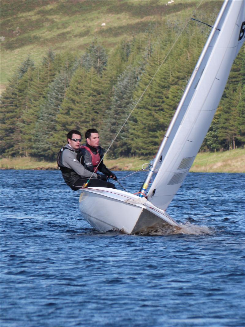 Goddard Sailing Association: Flying Fifteen Open At Dovestone Sailing Club