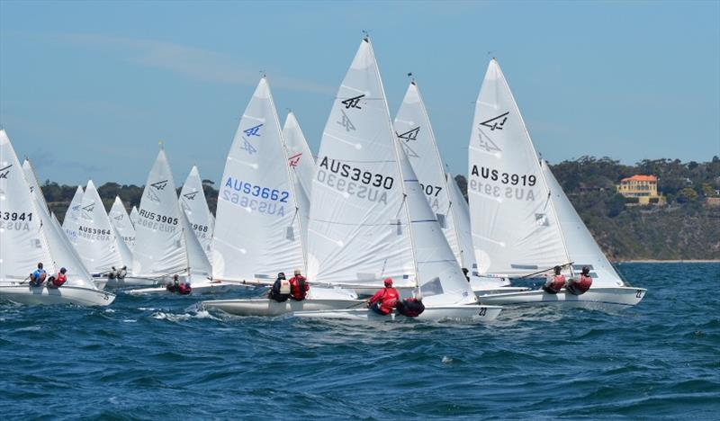 Day 3 – Flying Fifteen Australian Championships at Mornington YC - photo © Sonja Dowdle
