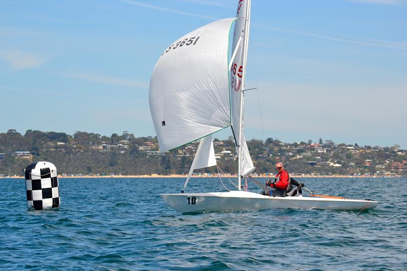 Flying Fifteen Australian Championships at Mornington YC - Day 4 - photo © Sonja Dowdle