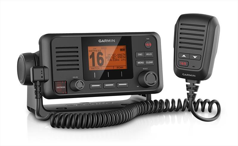 Garmin VHF 110i - photo © Garmin