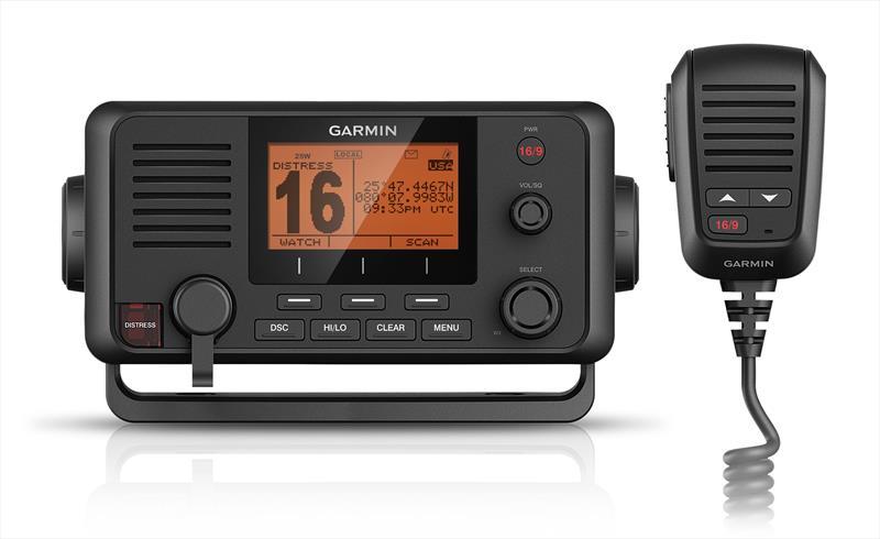 Garmin VHF 210i AIS - photo © Garmin