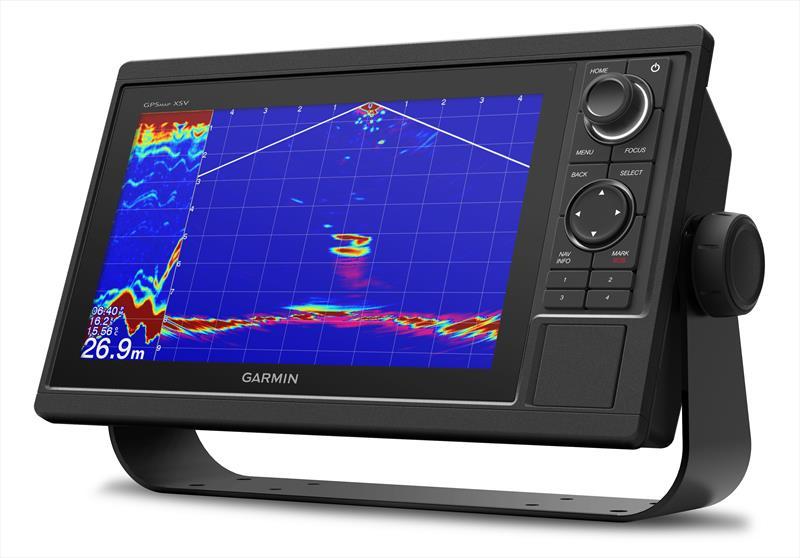 Garmin GPSMAP 1022xsv - photo © Garmin