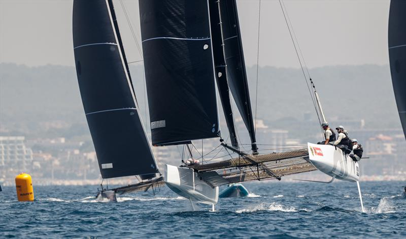 Team Argo, GC32 on day 5 of the 36th Copa del Rey MAPFRE - photo © Nico Martinez / Copa del Rey MAPFRE
