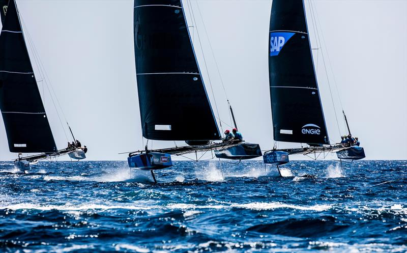 Team ENGIE in the GC32 Racing Tour at the 36th Copa del Rey MAPFRE - photo © Jesus Renedo / GC32 Racing Tour