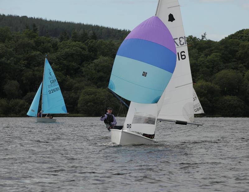 The One Bassenthwaite Lake Sailing Week first weekend - photo © John Spittle