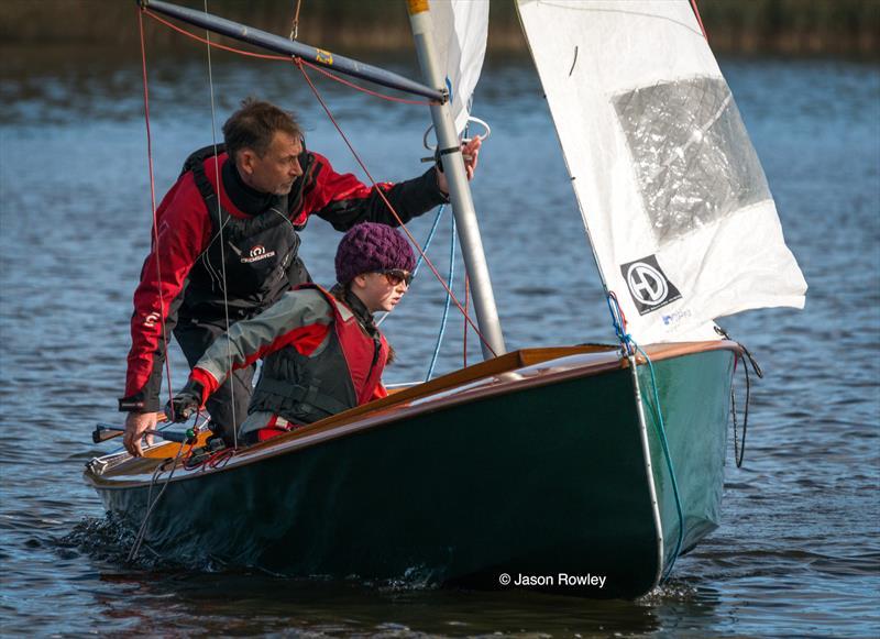 GP14 Masters and Youth Championship at Budworth - photo © Jason Rowley