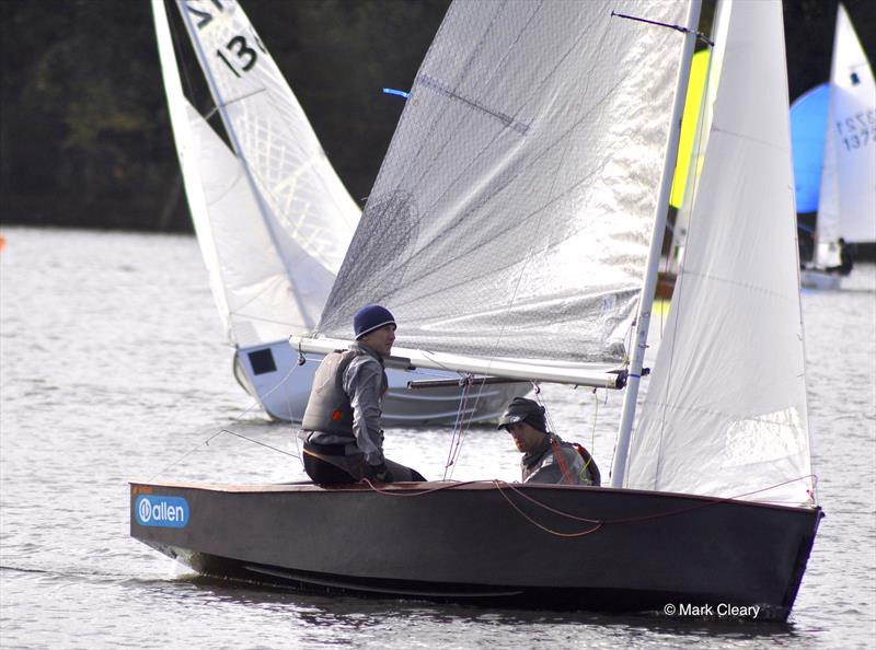 GP14 Masters and Youth Championship at Budworth - photo © Mark Cleary