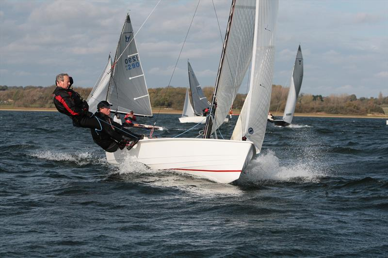 Mike Pickering and Mike Priddle during the 2011 Osprey Inlands at Rutland - photo © Gul Watersports