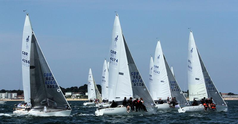 One-design fleets provide the closest racing - photo © Mark Jardine