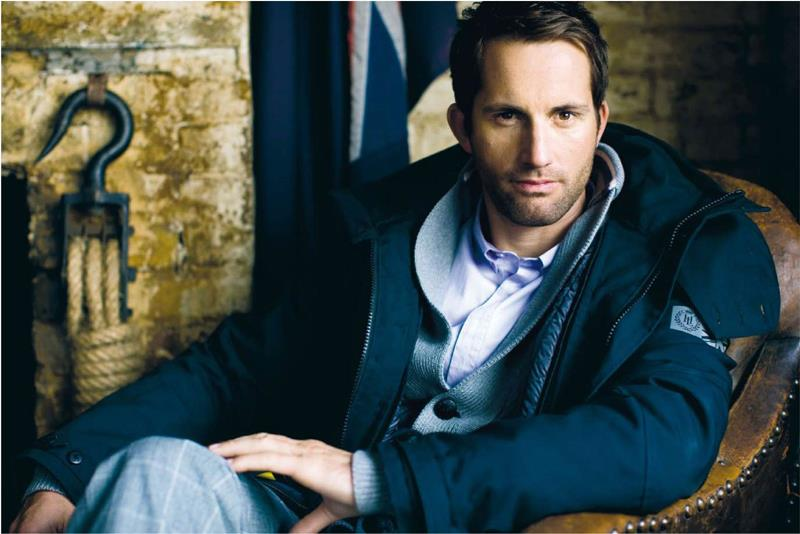 Ben Ainslie - photo © Henri Lloyd