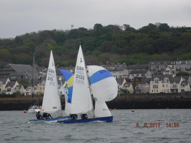 Hornets at Port Dinorwic - photo © Port Dinorwic Sailing Club