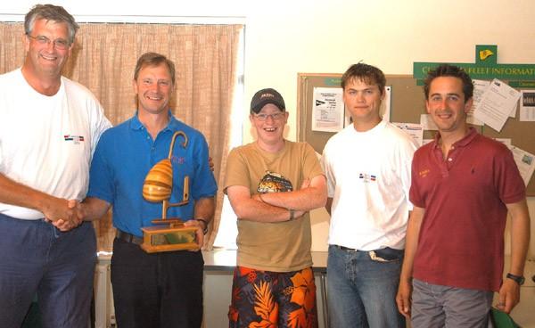 Hunter Formula One Nationals at Rutland Sailing Club
